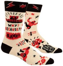 Pro Wrestling Men's Socks