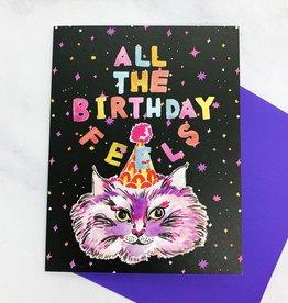 ash + Chess Birthday Feels Card