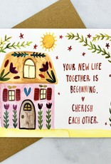 BUYOLYMPIA Cherish Each Other Card