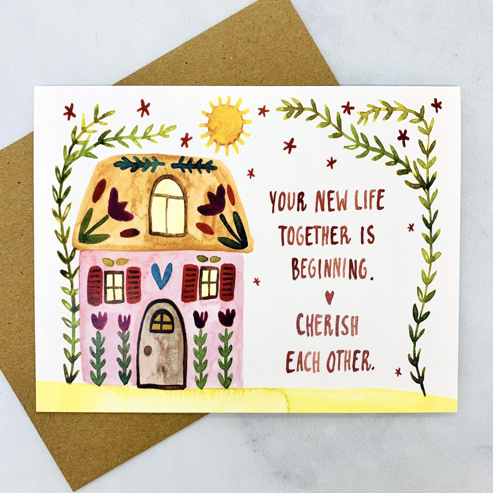 Cherish Each Other Card