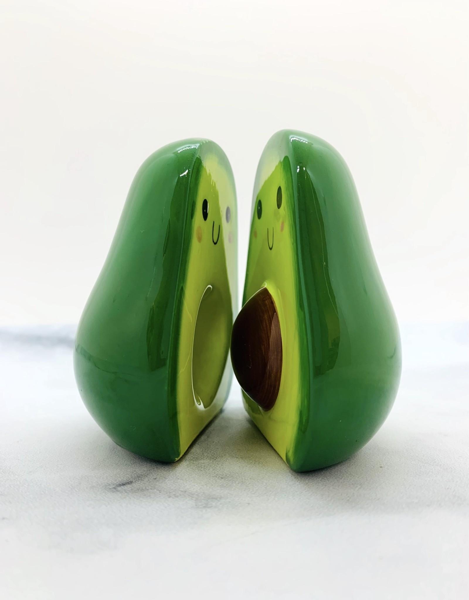 STREAMLINE Avocado Salt & Pepper Set