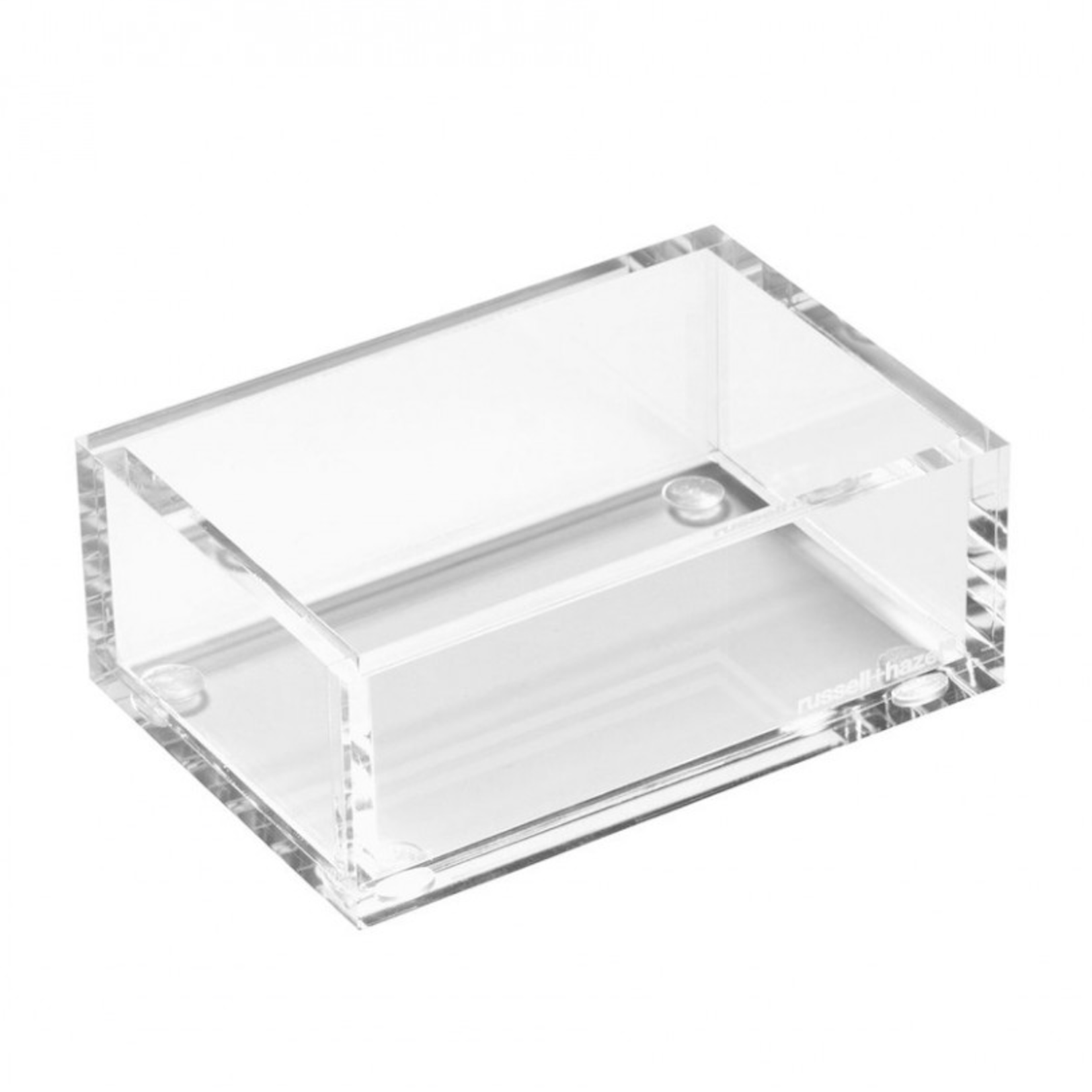 Acrylic Quips + Queries Box