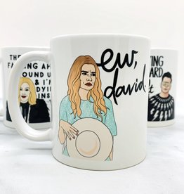 Citizen Ruth Schitt's Creek Mugs
