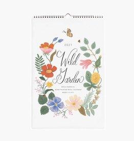 Rifle Paper Co 2021 Wild Garden Calendar