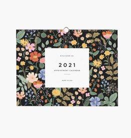 2021 Garden Appoinment Calendar