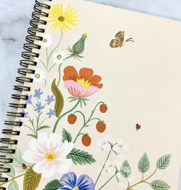 Rifle Paper 2021 Softcover Spiral Planner