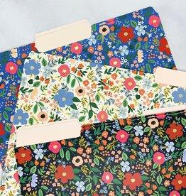 Rifle Paper Co Wild Rose File Folders