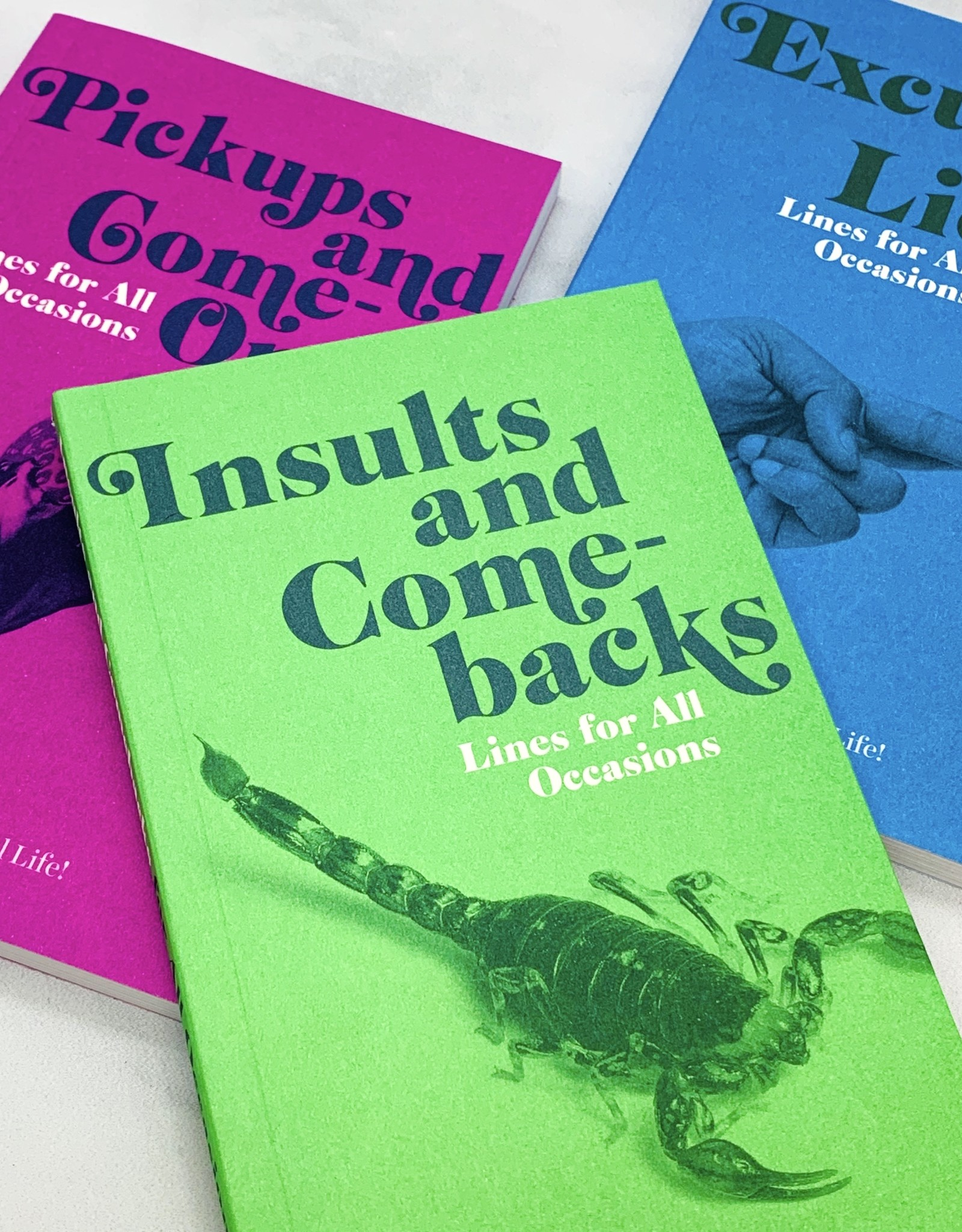 Paperback Lines For All Occasions