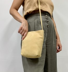 Baggu Honey Nubuck Cross Body Purse