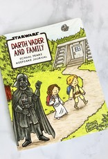 Darth Vader and Family School Years Keepsake Journal