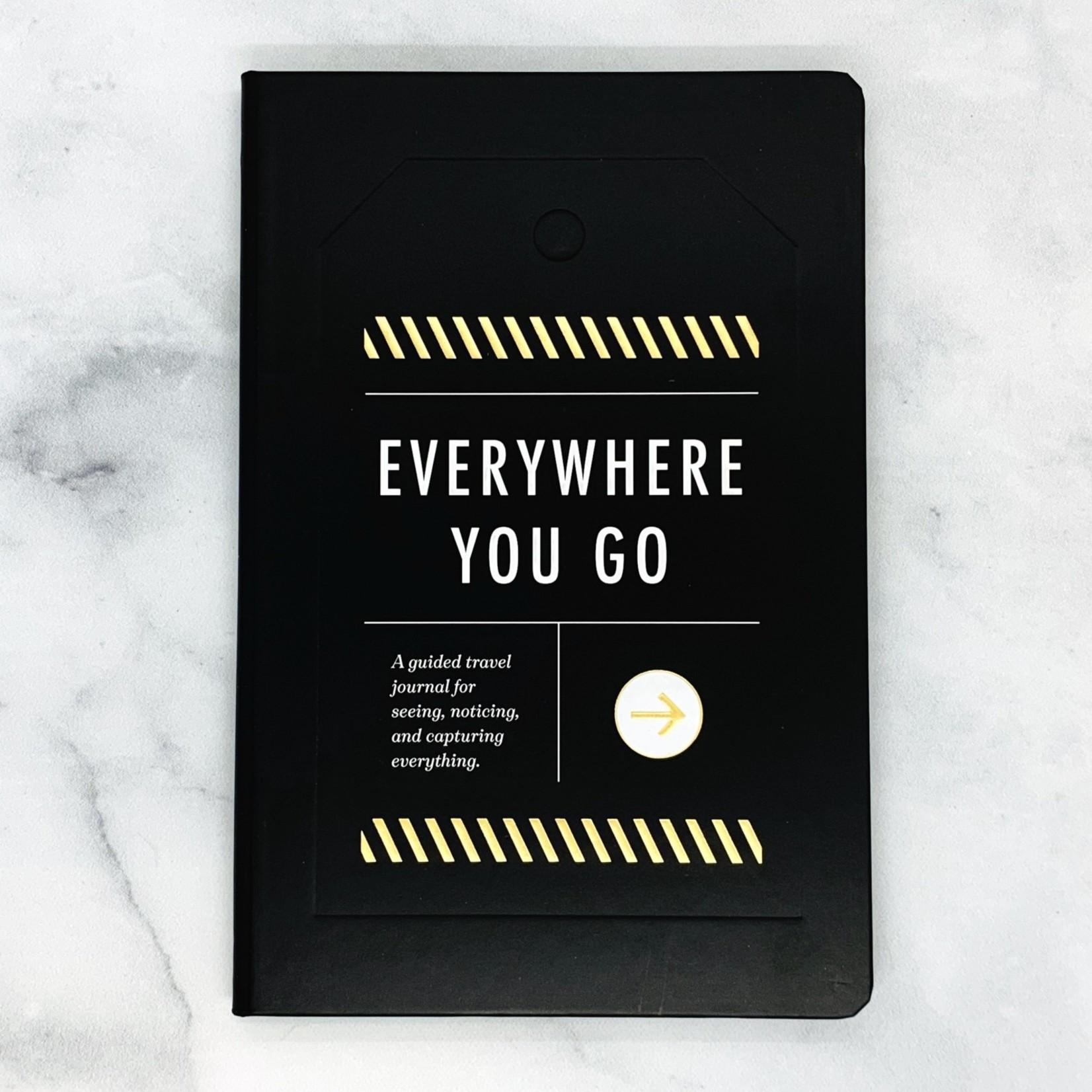 Everywhere You Go - Travel Journal