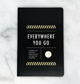 Compendium Everywhere You Go - Travel Journal