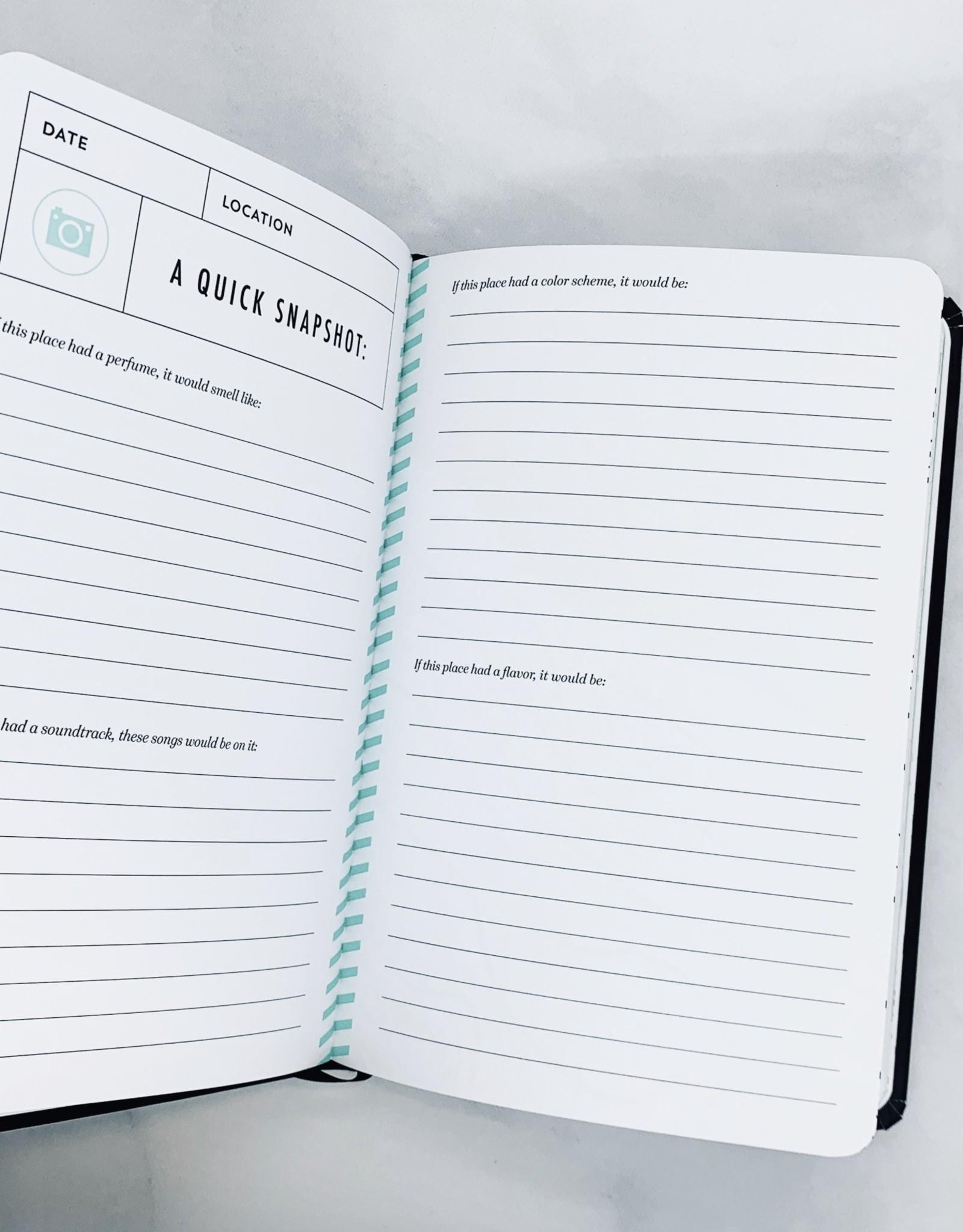 Compendium Everywhere You Go - Travel Journal