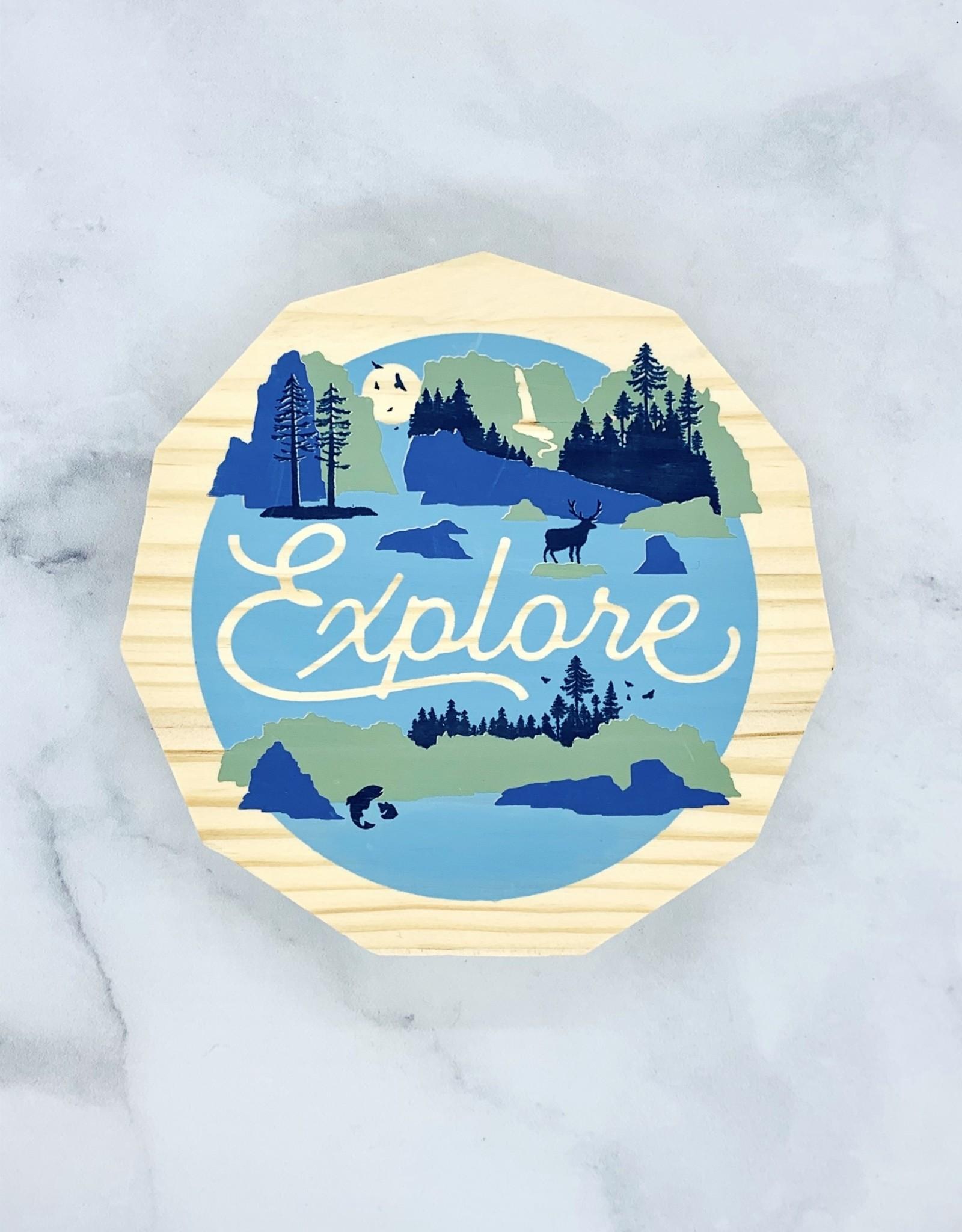 Compendium Here & There- Explore (Medium)