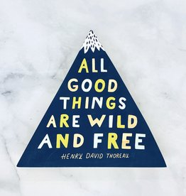 Compendium Here & There - All good things are wild and free (Medium)
