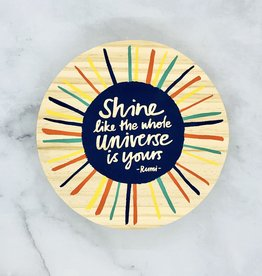 Compendium Here & There - Shine like the whole universe is (Small)