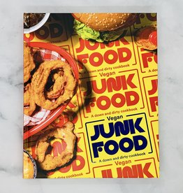 RANDOMHOUSE Vegan Junk Food