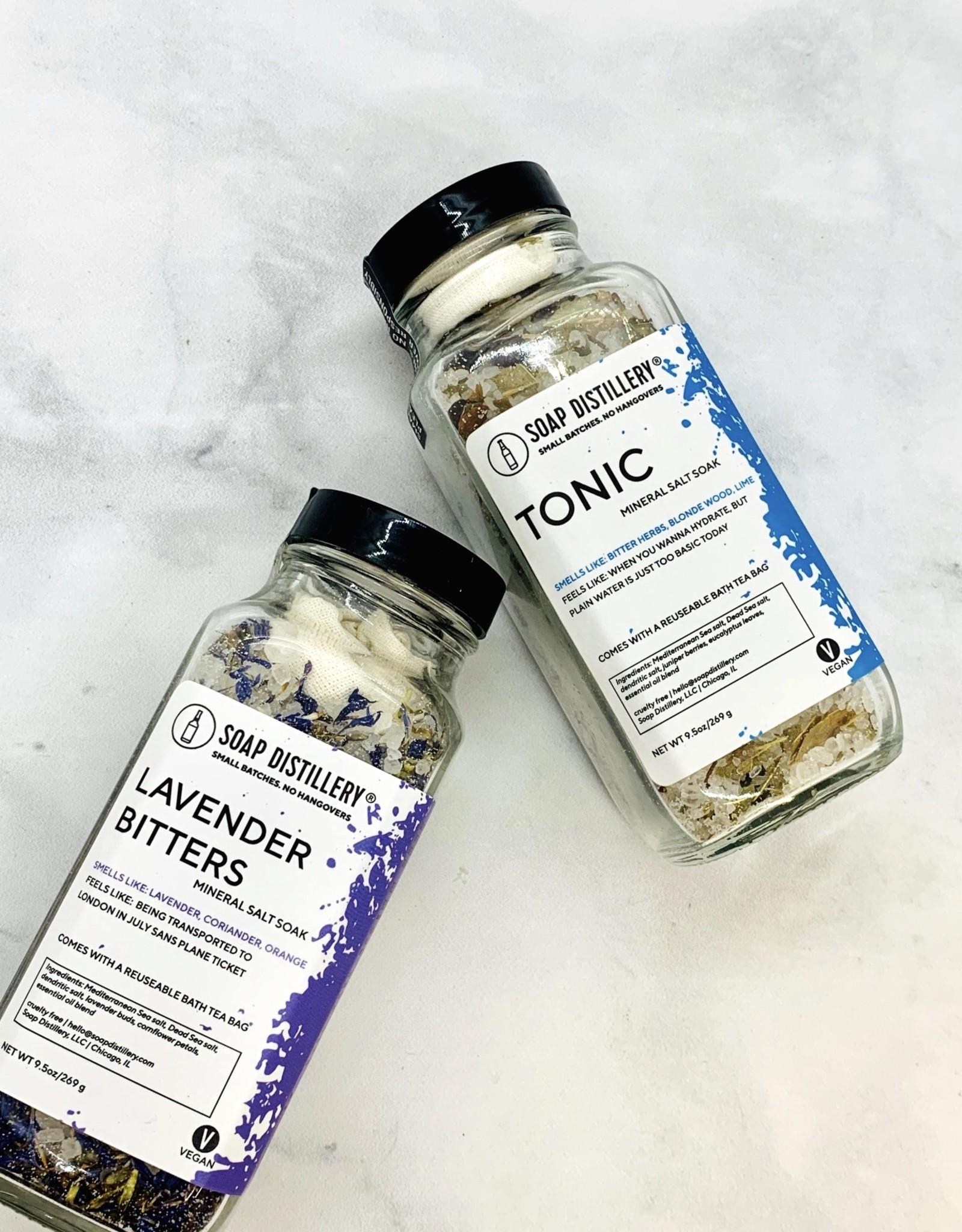 Soap Distillery Soap Distillery Mineral Salt Soaks