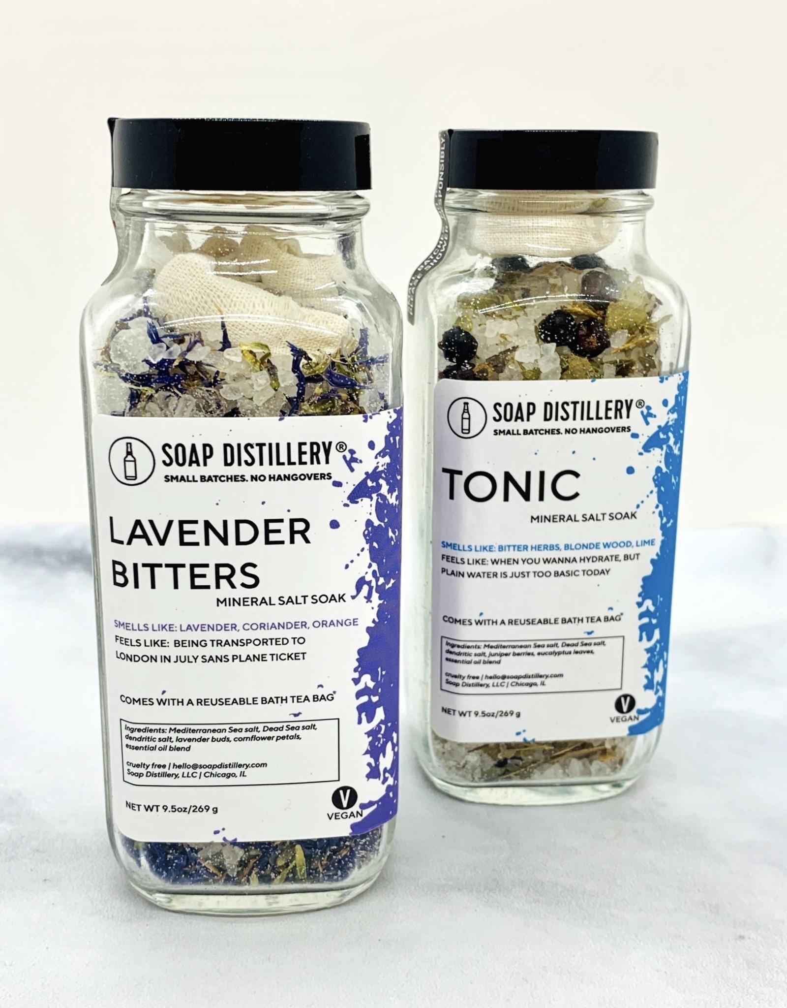 Soap Distillery Mineral Salt Soaks