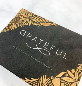 Grateful Notecards, Set/12