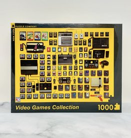 New York Puzzle Company Video Games 1000 Piece Puzzle