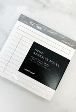 Russell + Hazel Memo Adhesive Notes