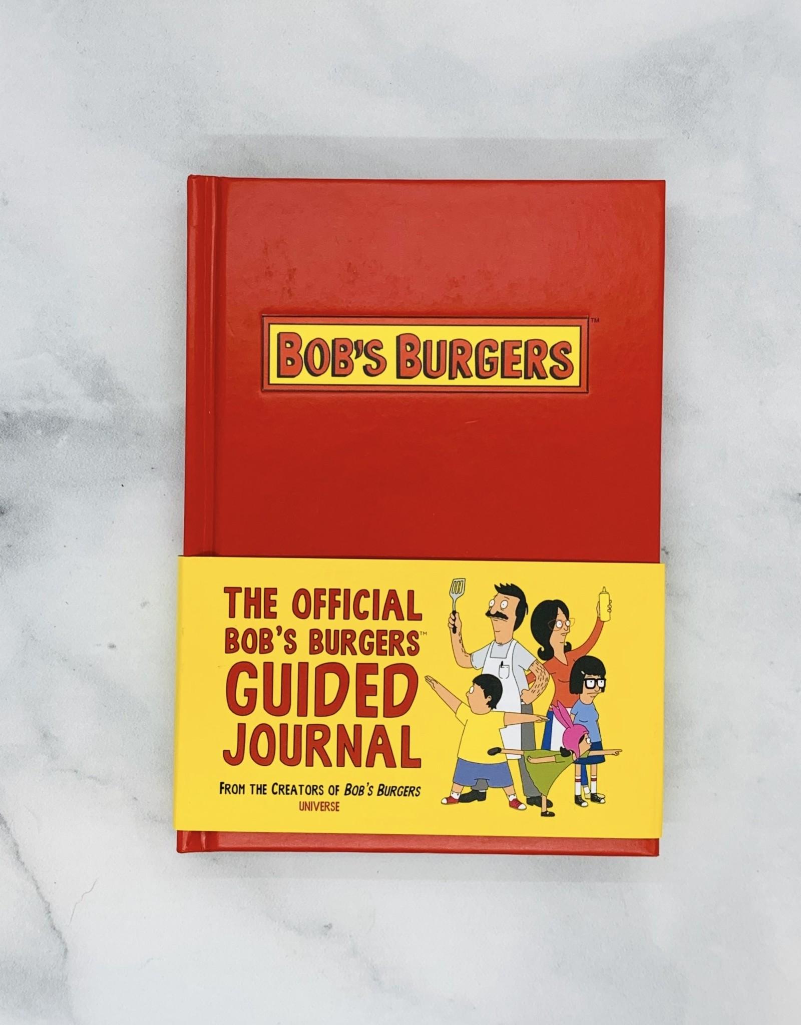 RANDOMHOUSE Official Bob's Burger Guided Journal