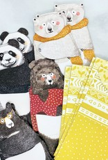 Bear Hugs: 12 Notecards