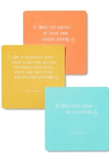 Weekly Reflections Display Card Set