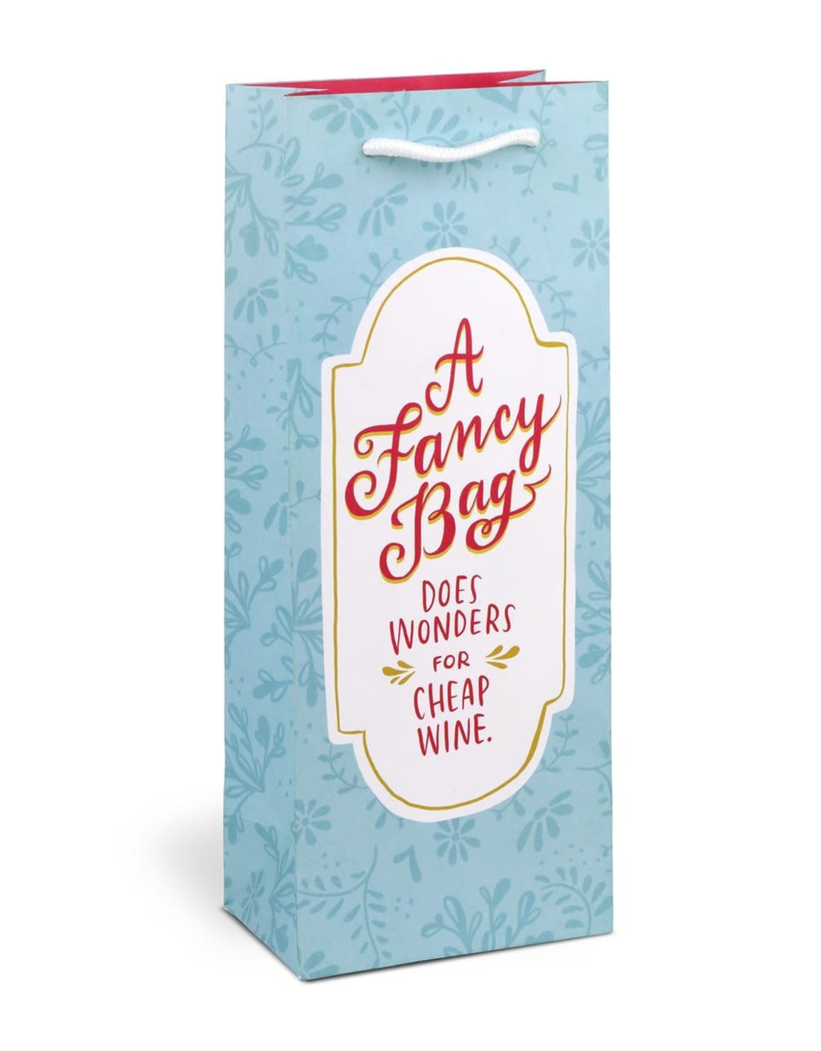 emily mcdowell Wine Bag