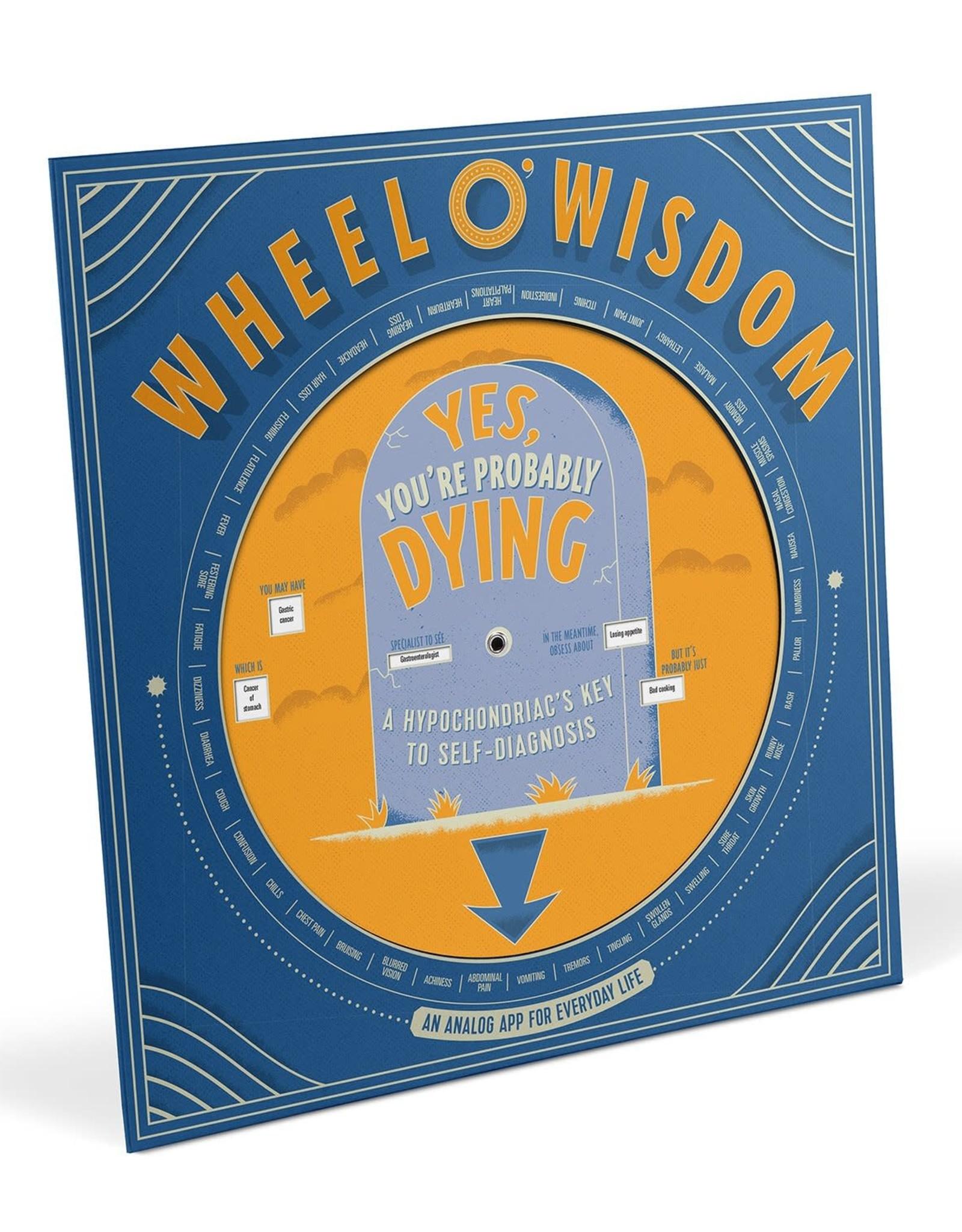 KnockKnock Wheel O' Wisdom