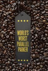 Boldfaced Goods Worst Parallel Parker Air Freshner