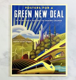 POSTERS FOR A GREEN NEW DEAL