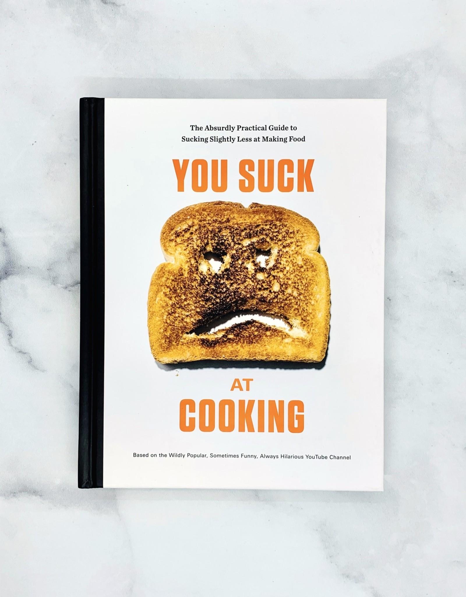 RANDOMHOUSE You Suck At Cooking