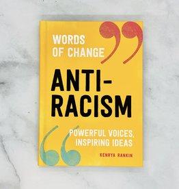 RANDOMHOUSE Words of Change: Anti-Racism