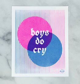 ash + Chess Boys Do Cry 8x10 Print