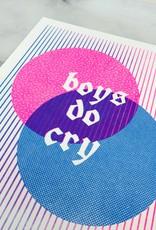 ash + Chess Boys Do Cry 8x10 Print