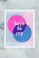 Boys Do Cry 8x10 Print