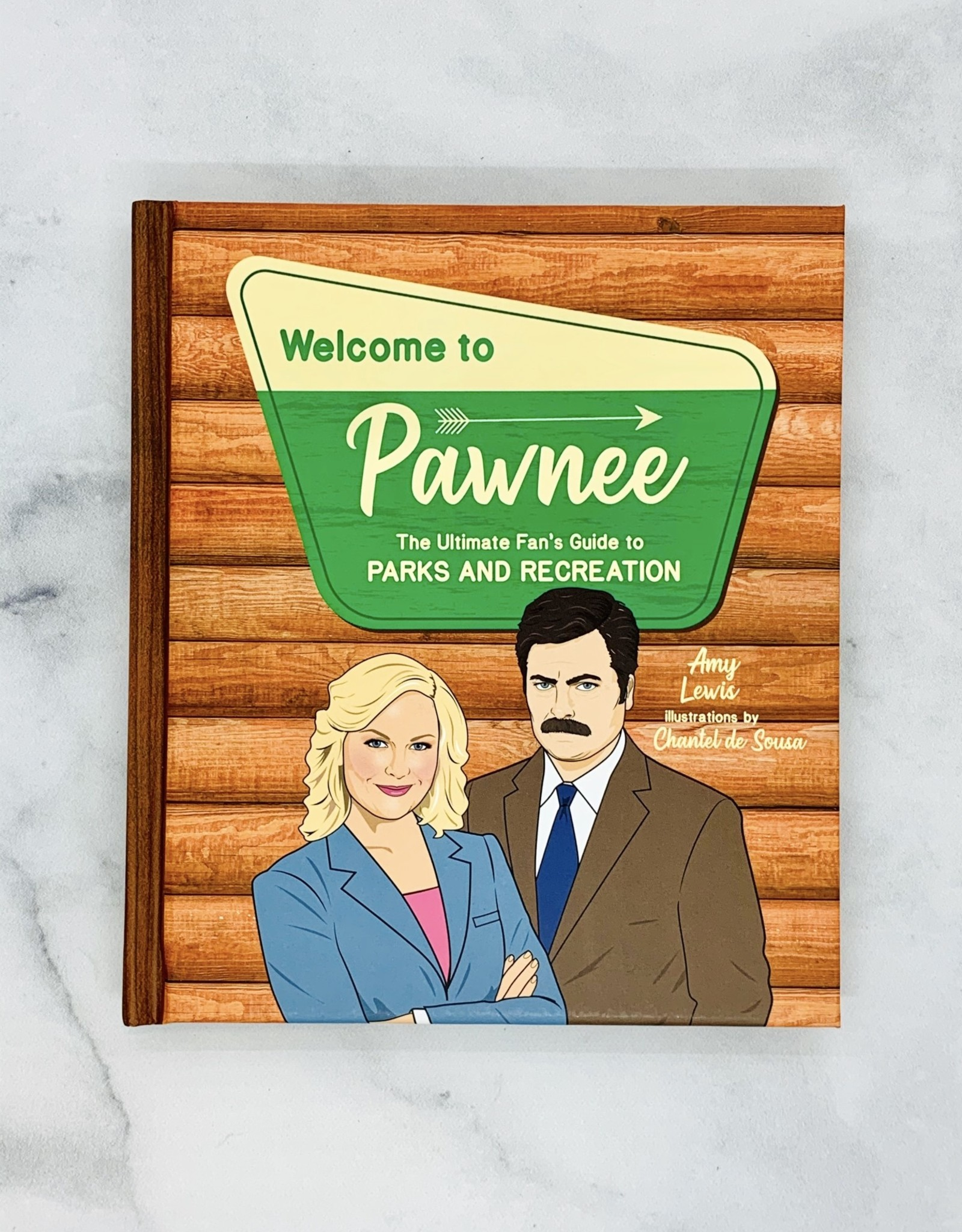 RANDOMHOUSE Welcome to Pawnee