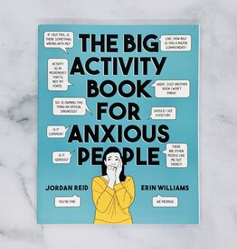 RANDOMHOUSE The Big Activity Book For Anxious People
