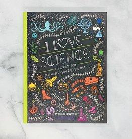 RANDOMHOUSE I Love Science