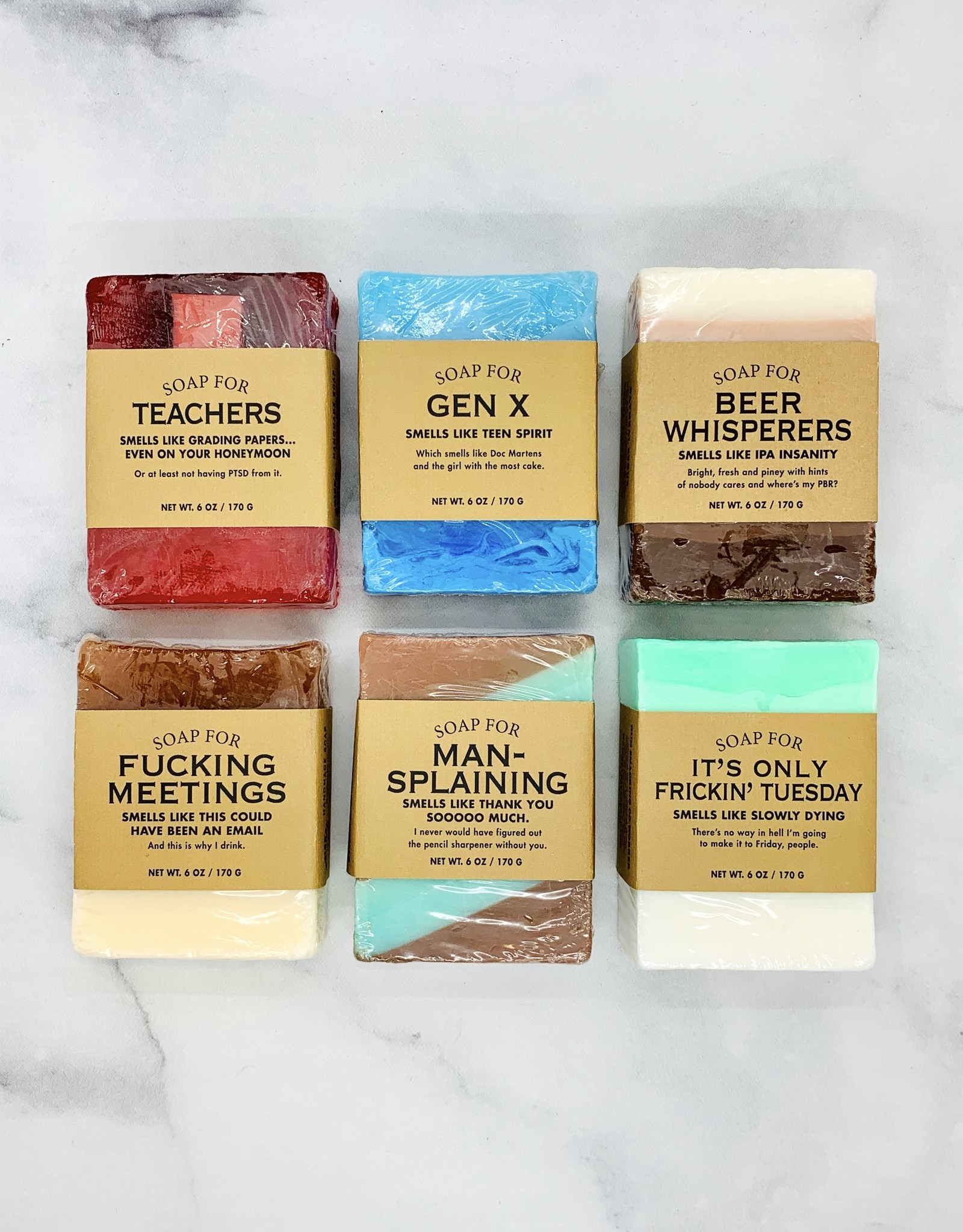 Whiskey River Soap Co Soap for ...