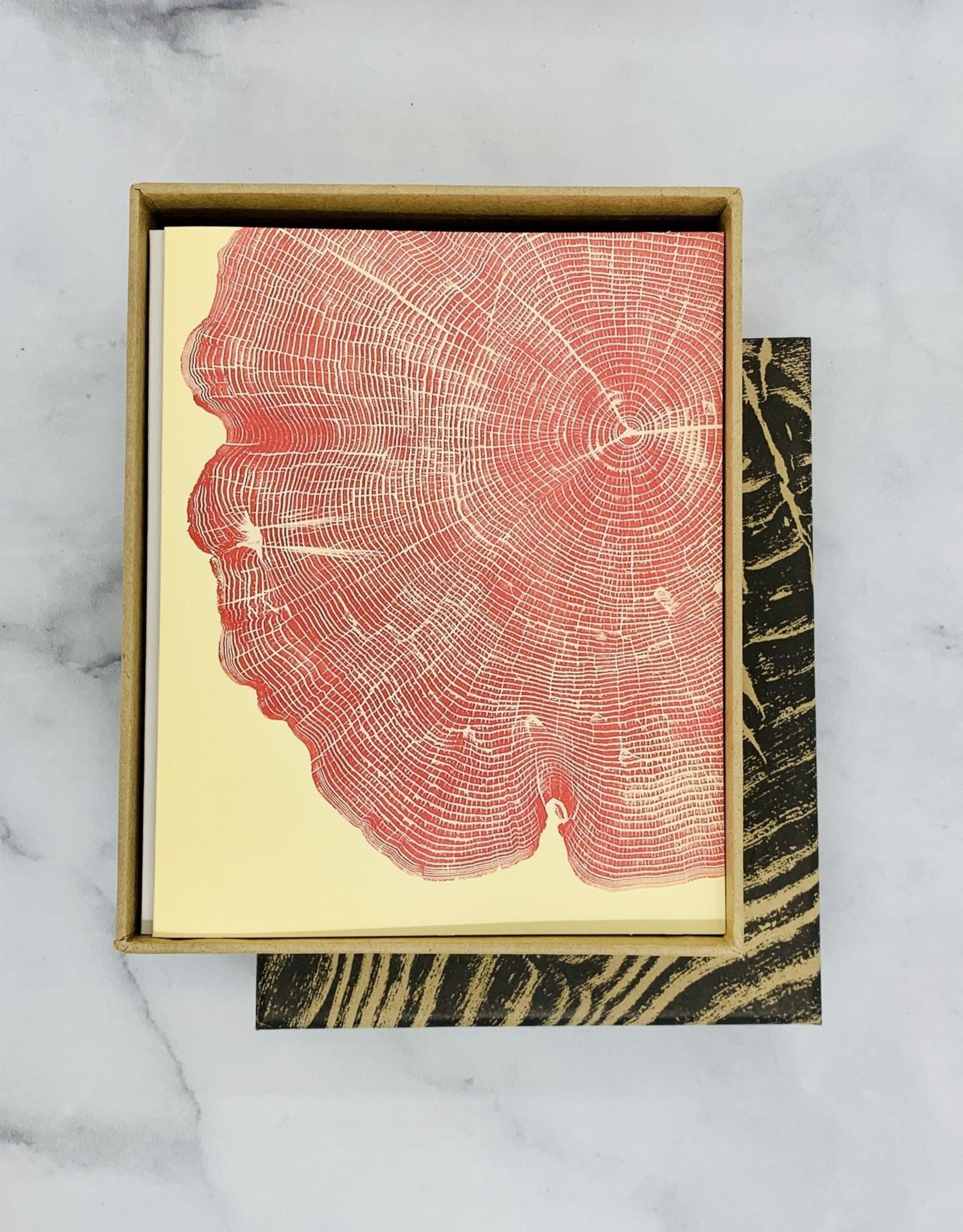 Chronicle Woodcut Notecards