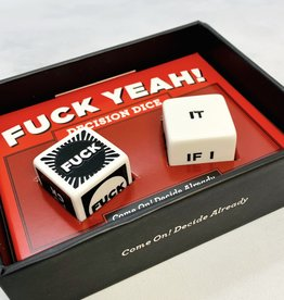 Chronicle Fuck Yeah! Decision Dice