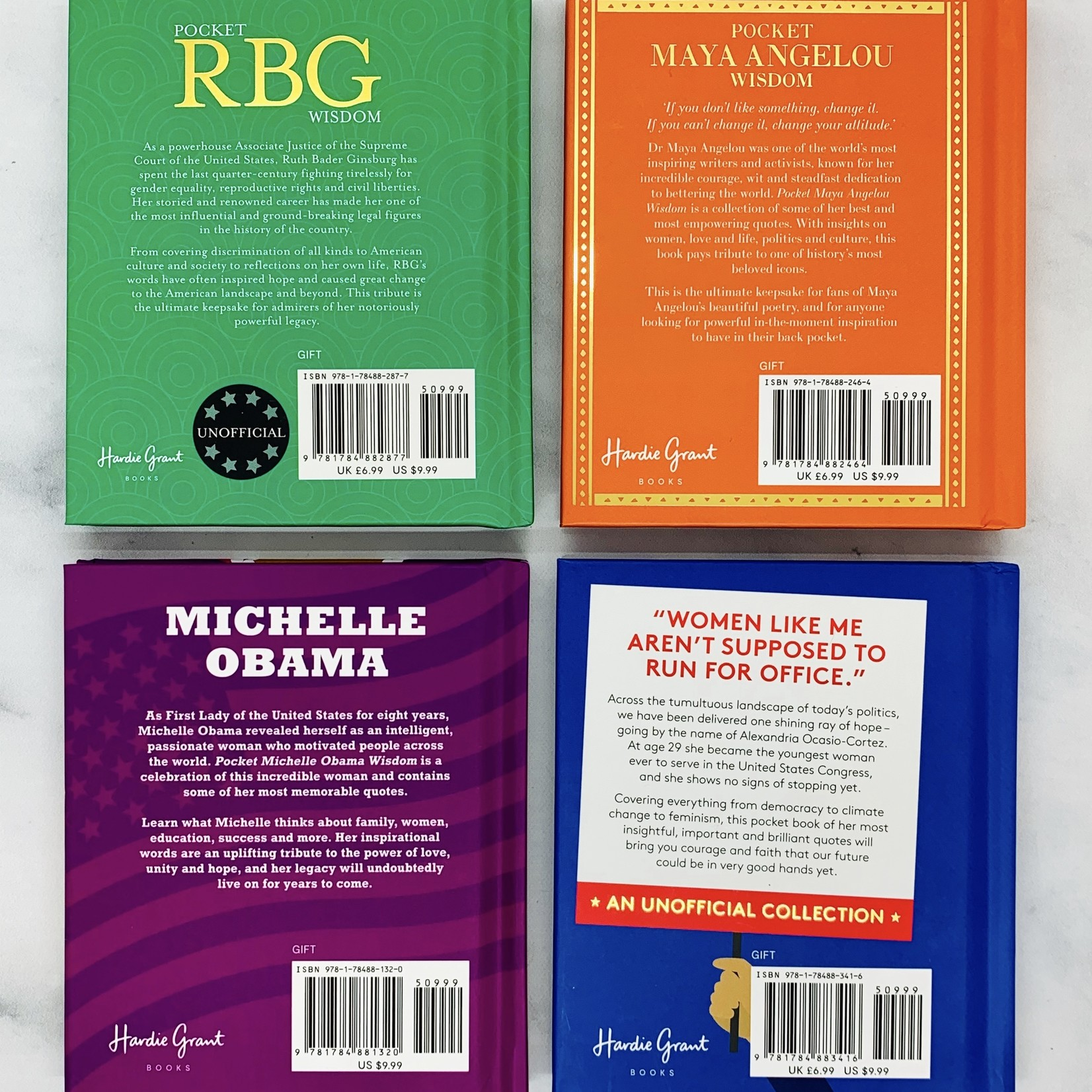 Pocket Wisdom Books