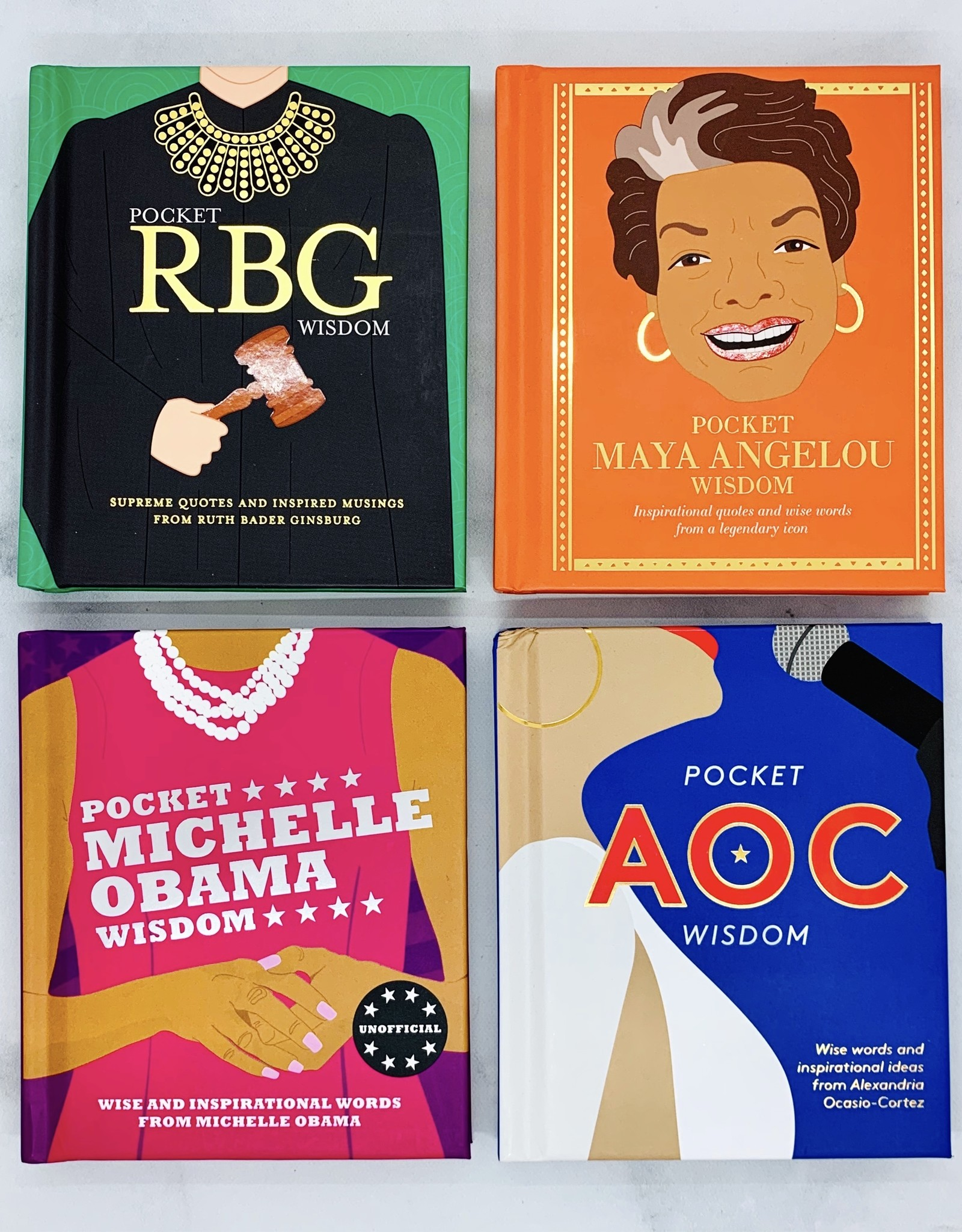 Pocket Wisdom Books