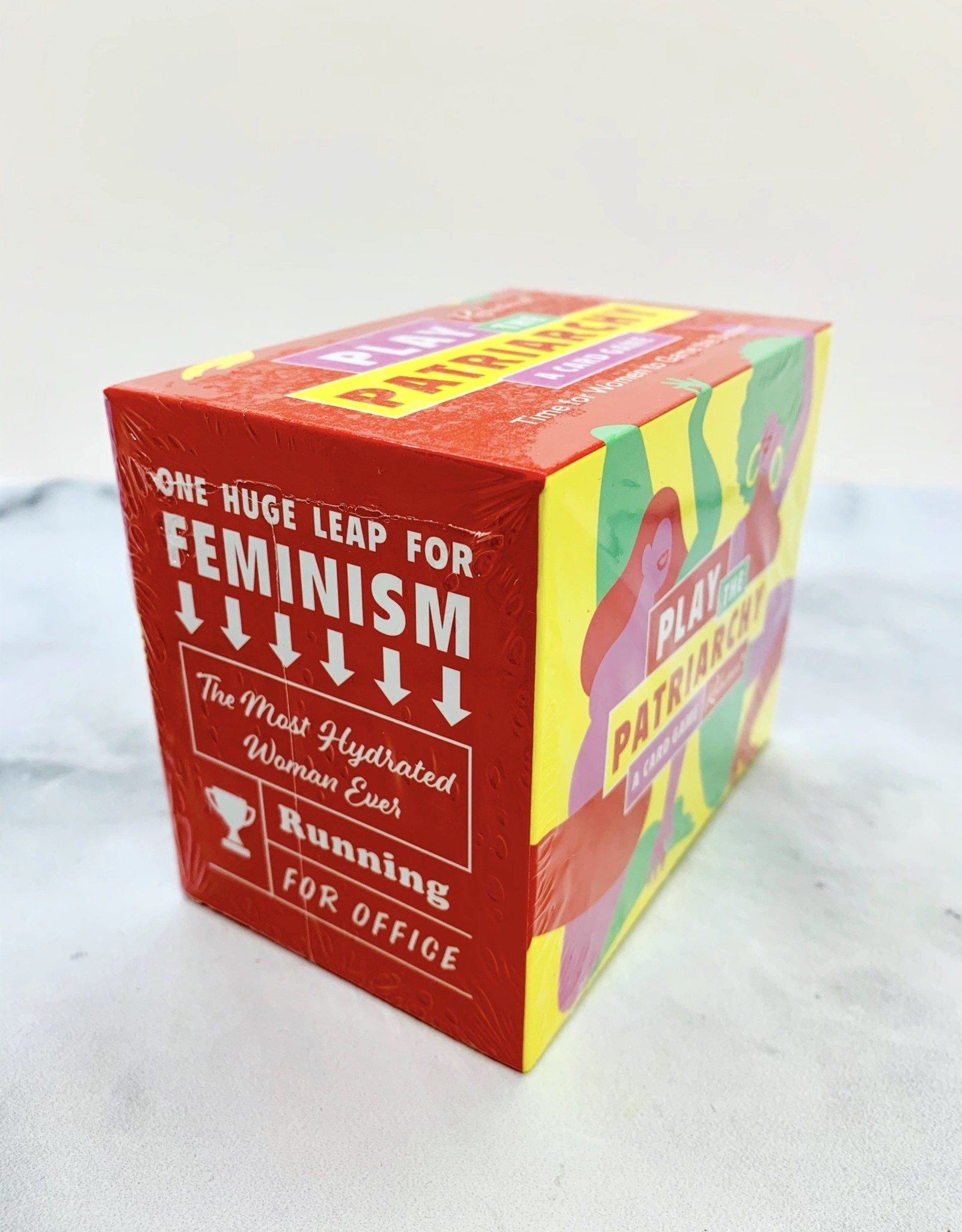 Play The Patriarchy A Card Game