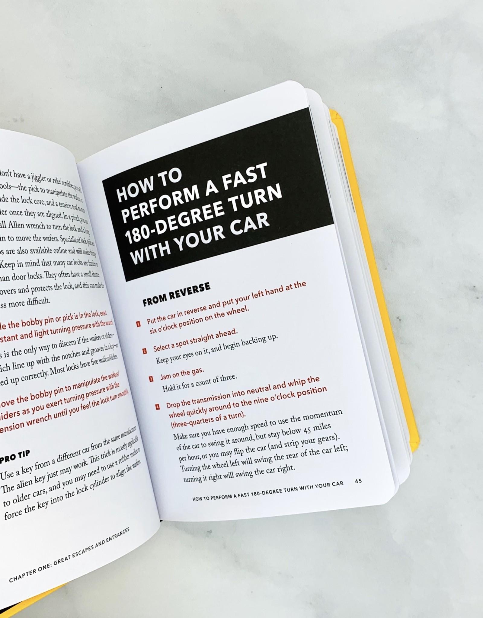 Worst-Case Scenario Survival  Handbook Newly Updated