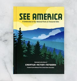 Chronicle See America. A Celebration of Our National Parks & Treasured Sites