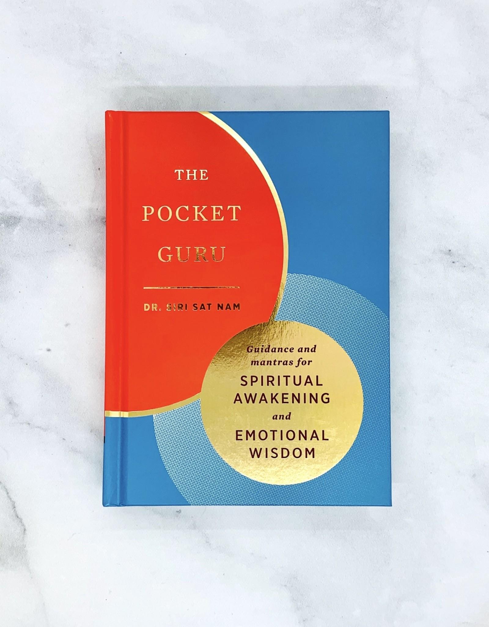 The Pocket Guru Guidance and Mantras for Spiritual Awakening and Emotional Wisdom